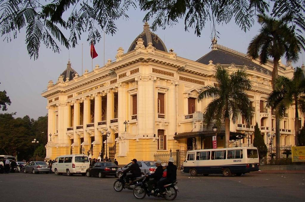 Meilleurs endroits pour les vacances au vietnam