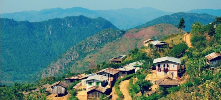 Voyage en Birmanie : les ethnies des montagnes Shan