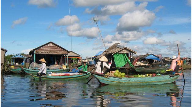 Tonlé Sap : Découvrir le lac d'eau douce la plus grande de l'Asie du Sud-Est
